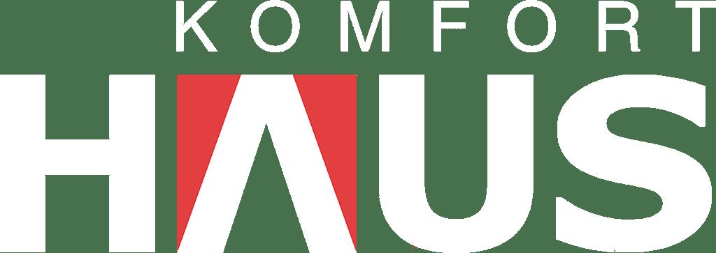 Logo Komfort Haus Blanco